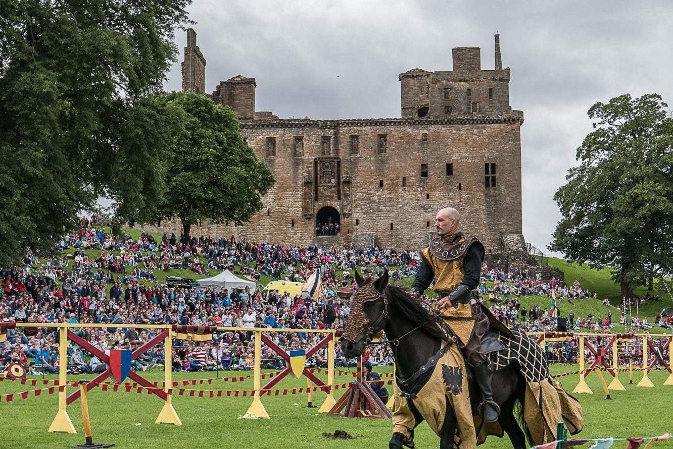 Linlithgow Jousting Event