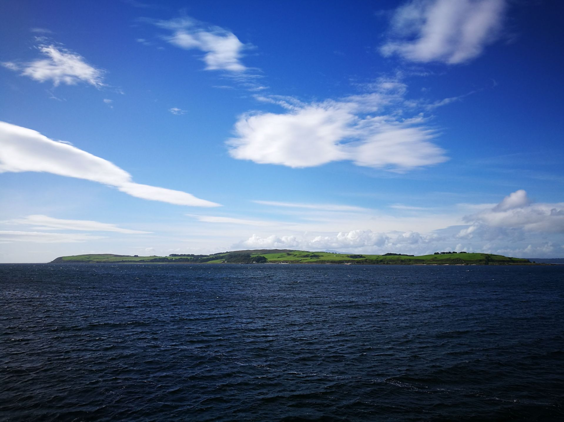 Isle of Cumbrae, Ayrshire, Scotland