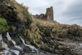 Dunure Castle, Ayrshire
